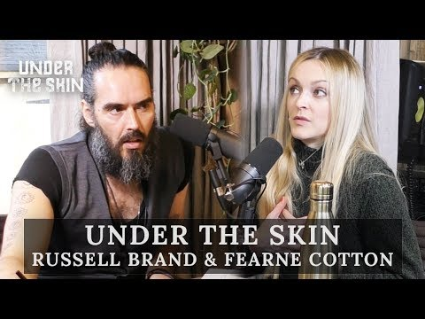 Through The Wound We Will Be Healed |  Russell Brand & Fearne Cotton