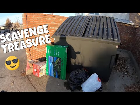 Reality TV Dumpster Diving Show   S1 E1 (Late Scores)