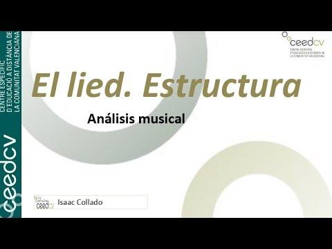 Download La estructura lied