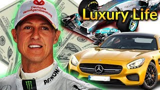 Michael Schumacher Luxury Lifestyle | Bio, Family, Net worth, Earning, House, Cars