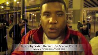 D-Bo 80s Baby Video Behind The Scenes