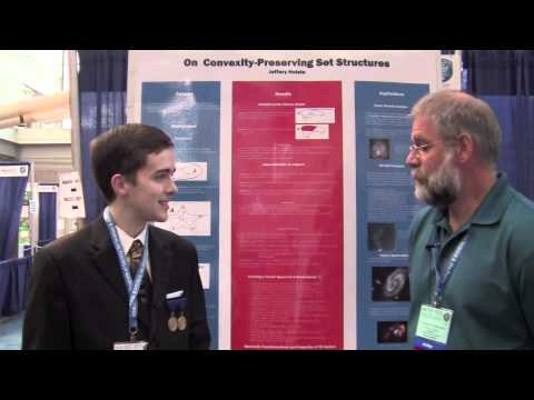 AMS Young Mathematician Profile - Jeffrey Holste