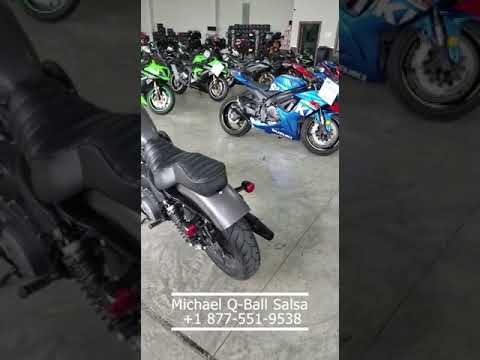 2017 Harley-Davidson Iron 883™ • $8,795