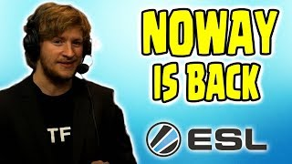 German Aimbot is back in der ESL | SPG vs ATN - Highlights League Of Legends