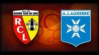 Le résumé de Lens - Auxerre, 3e journée de championnat (4-1)