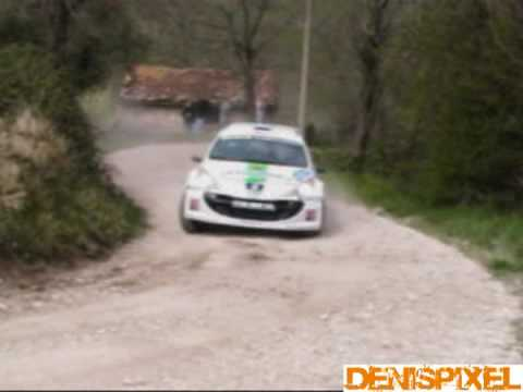 Rally Adriatico 2009 P.s. 5