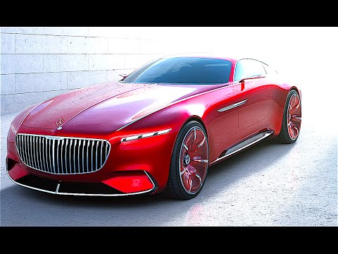 Mercedes Maybach Vision 2016 Official Commercial New Mercedes Vision Maybach 6 Electric CARJAM TV
