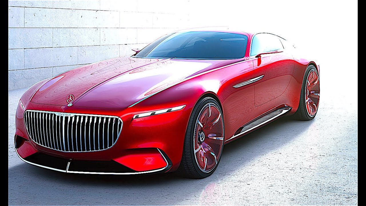Mercedes maybach vision 2016 official commercial new for New electric mercedes benz