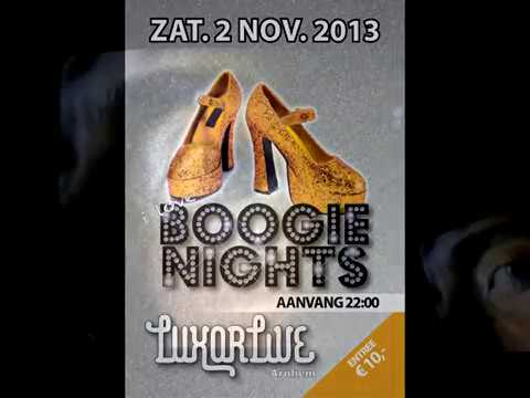 BOOGIE NIGHTS 80S MIX!