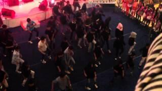 Flashmob Destroyer Shuffle Squad at PIM (Gangnam Style)