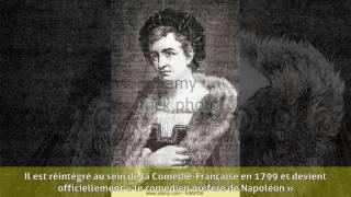 François-Joseph Talma - Biographie