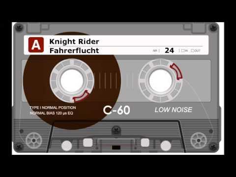 Knight Rider - 24 - Fahrerflucht [Audio, Hörspiel]