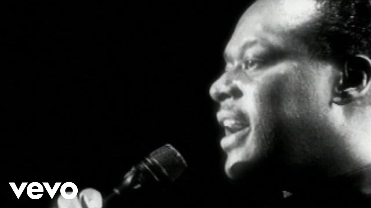 Luther Vandross Since I Lost My Baby Chords