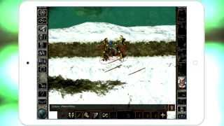 Icewind Dale: Enhanced Edition видео геймплея (gameplay) HD качество