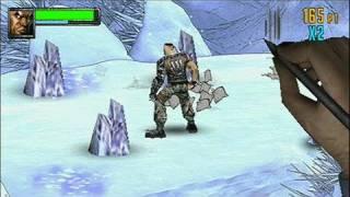 Unbound Saga Sony PSP Gameplay - Survival