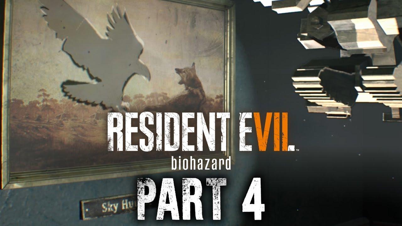 Resident Evil 7 Biohazard Poster