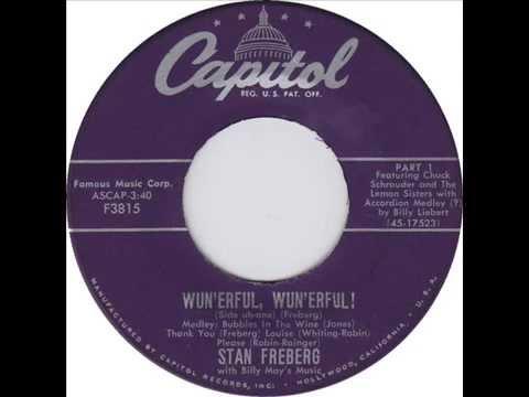 Stan Freberg - W