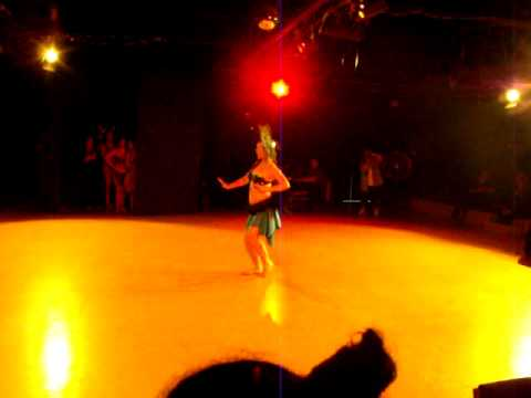Cook Islands Solo Assessment- Whitireia Performing Arts (Dawn)