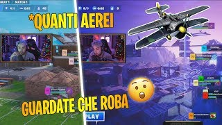 POW3R COMMENTA il MATCH 1 nel TORNEO AMERICANO WINTER ROYALE da 1M di DOLLARI FORTNITE