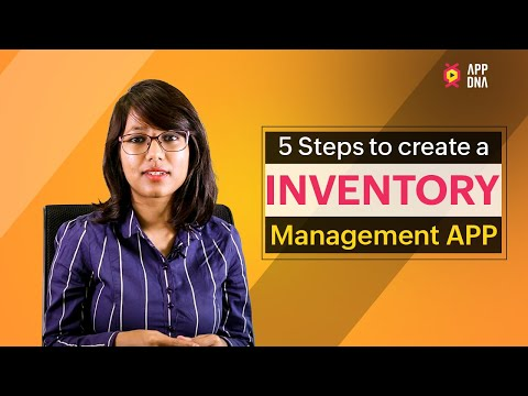 Inventory Management App | Creating Custom Online Database Application