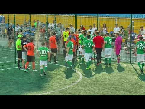 Обзор матча   7.DNIPRO-M 1-8 КММ ДФС #SFCK Street Football Challenge Kiev