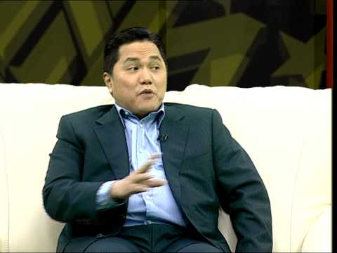 Interview with Mr. Erick Thohir - President F.C. Internazionale Milano