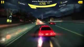 Asphalt 8- BMW M1 Cup: 2:37.245 (Tokyo R)