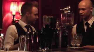 Absinthe & Cocktail Tasting / Tina Bar Zürich