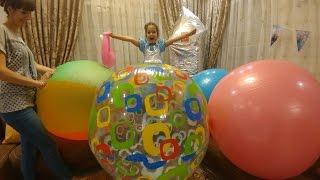 EVDE DEV TOPLAR, eğlenceli çocuk videosu