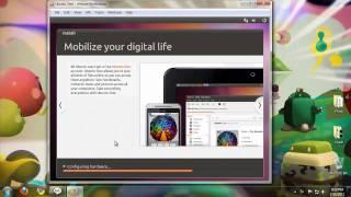 How to Install Ubuntu by Nyein.