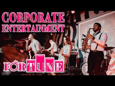 FORTUNE 7-piece band + dancers live at Juju's, Shoreditch, London