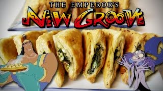 How To Make Kronk's Spinach Puffs - Feast Of Fiction S4 Ep10
