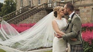 Damian & Natalie | Wedding Film | Meldrum House / Haddo House | Aberdeenshire | Scotland