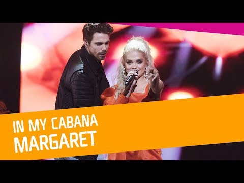 Margaret – In My Cabana