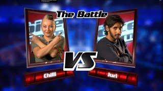 Baixar Chilli vs. Juri: Next To Me | The Voice of Germany 2013 | Battle