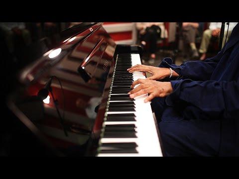 Abdullah Ibrahim 'Blues For A Hip King' | Live Studio Session