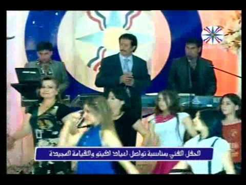 Sargon Gabriel Kha nisan on Istar Tv part 1