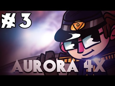 Aurora 4x: Truly Epic Space Strategy - Ep. 3 - Strip-Mining the Solar System