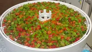 Сушим овощи, микс овощей на зиму