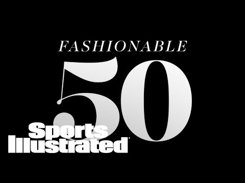 Fashionable 50: The Best Dressed Athletes Walk The Red Carpet In Los Angeles | Sports Illustrated