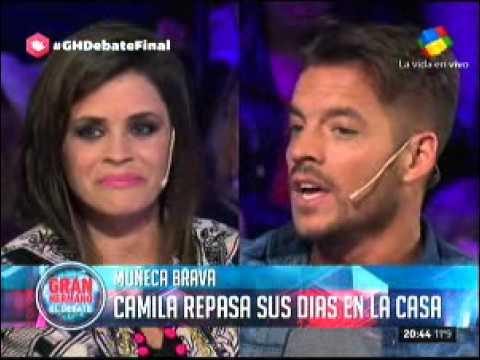 #GH2015: Camila y Francisco: Los que se pelean no se aman