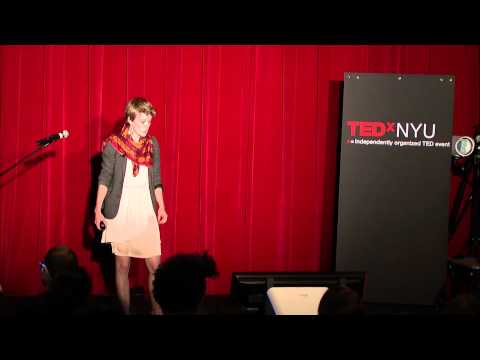 Your Story Can Change the World: Annie Escobar at TEDxNYU