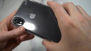 Speck Presidio Stay Clear Case For iPhone XR Unboxing and Review