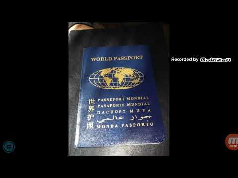 Demystifying World passport from my prospective.