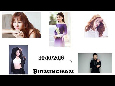 Vietnamese Artis show ( Birmingham )