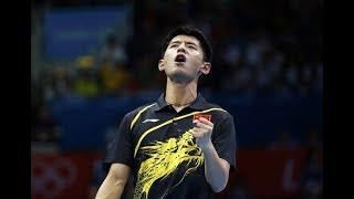Zhang Jike master of attacks - Full HD