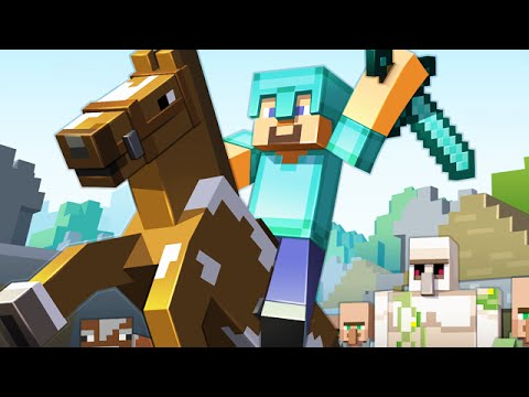 Minecraft Hunger Games  Diamond Fight Minecraft Gamep