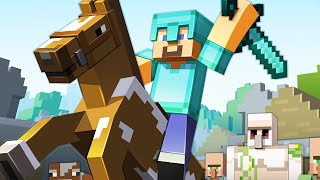 Minecraft Hunger Games - The Crazy Chase (Minecraft Gameplay)