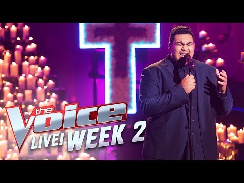 Hoseah Partsch - 'Everybody's Free (To Feel Good)'  | The Voice Australia 2017