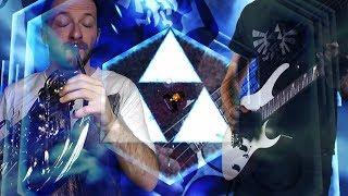 The soundtrack of Ocarina of Time, but it's a prog rock concept album